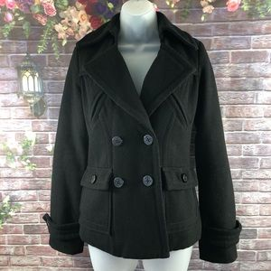 American Eagle Outfitters Women's Peacoat Size XS